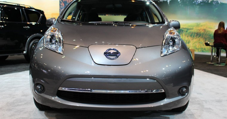 KBB Names 2017 Nissan LEAF to Best Used EV List
