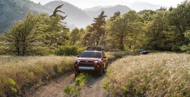 2017 Toyota 4Runner Overview