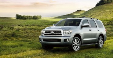2017 Toyota Sequoia Overview