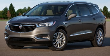 [Photos] 2018 Buick Enclave Bows in Big Apple