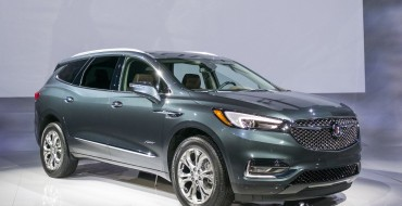 2018 Buick Enclave Priced at $40,970; Enclave Avenir Starts at $54,390