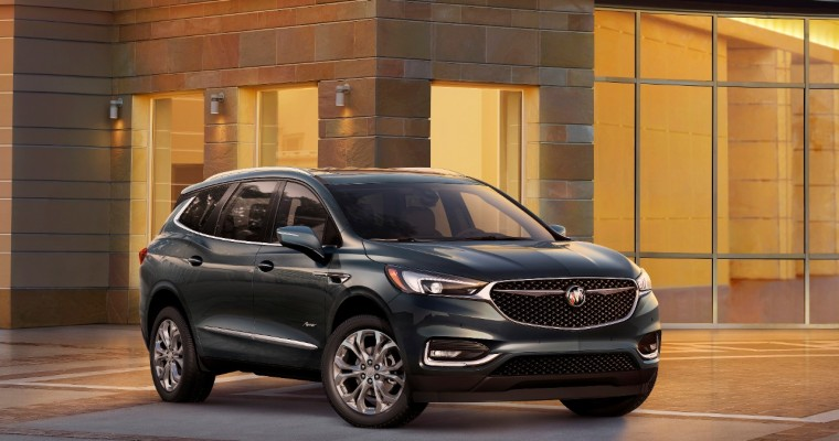 Buick Enclave Manages to Outsell the Buick Encore in November
