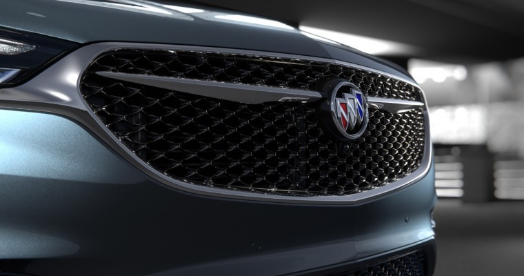 Buick Global Sales Top 1.4 Million Vehicles for Second Year in a Row in 2017