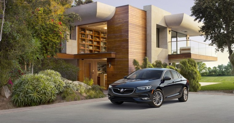 What Are the Differences Between the 2018 Buick Regal Sportback and LaCrosse?