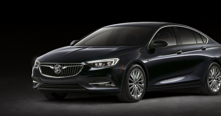 Buick Regal Sportback Reportedly the Next Buick Vehicle to Receive an Avenir Model