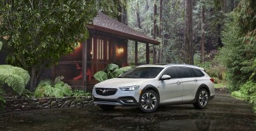 2018 Buick Regal Sportback $2K Cheaper Than 2017 Model; TourX Delayed Until Q1 2018