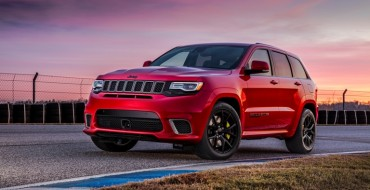 Jeep Unveils the 2018 Jeep Grand Cherokee Trackhawk
