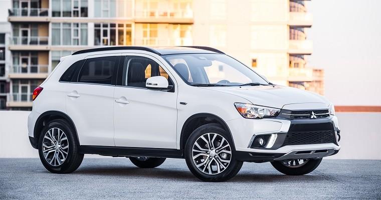 Mitsubishi Outlander Sport Enjoys Best April Sales Month Ever
