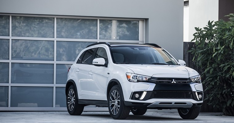 2018 Mitsubishi Outlander Sport Will Bring Several Updates to New York
