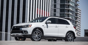 Mitsubishi Outlander and Outlander Sport Named 'Recommended Used Vehicle for Teens' by IIHS