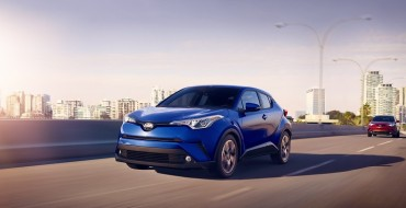 2018 Toyota C-HR Overview