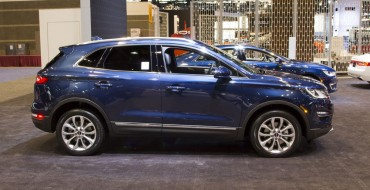 Lincoln Sales Up 4.9% in May Thanks to MKC, Continental