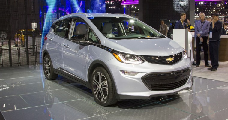 Chevy Gets Retail Jolt in March from Bolt, Volt