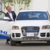 Bill Nye Rides In An Autonomous Audi