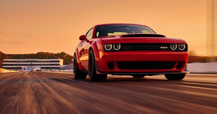 Dodge Challenger Outsells Ford Mustang and Chevy Camaro in June