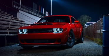 The Dodge Demon Officially Enters Production