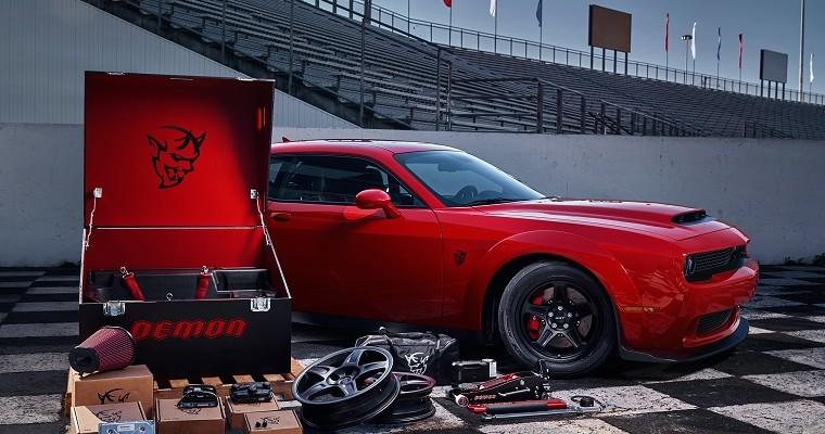 Dodge Demon Pricing Starts at $84,995