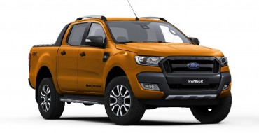 Ford Ranger Wins Eighth Straight Best Double Cab Bakkie Award from Car Magazine