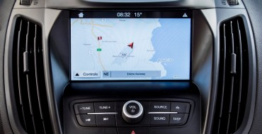 Ford Launches SYNC 3 with Navigation in South Africa