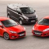 Ford of Britain Pulls Away from the Pack in First Quarter Sales