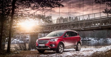 Ford No. 2 Brand in Europe in March; Posts Major First Quarter Gains