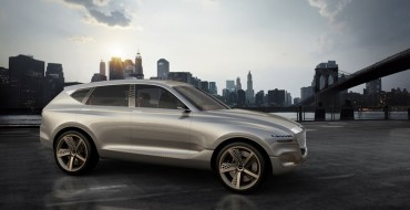 First Genesis SUV Coming in Early 2020