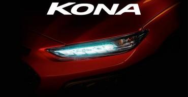 "Say ""Aloha"" to Hyundai's New Compact Crossover, the KONA"