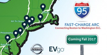 EV Infrastructure Will Connect Boston and D.C.