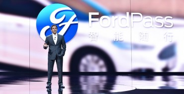 FordPass Officially Launched in China at Go Further Shanghai Event