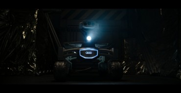 Audi Rover Ready to Take on 'Alien'