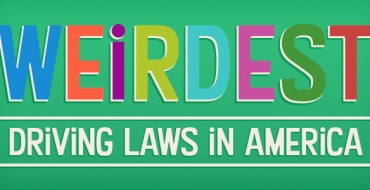 Infographic: Weirdest Driving Laws in America