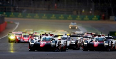 Toyota Wins 6 Hours of Silverstone
