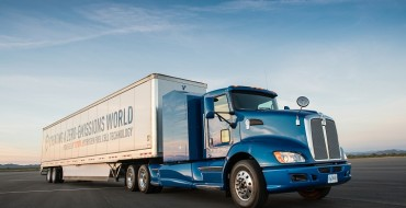 Toyota's Hydrogen-Powered Semi-Truck Makes 1,325 Lb-Ft of Torque