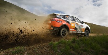 Toyota RAV4 Wins Oregon Trail Rally for Second Straight Year