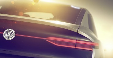 First Look at Brand-New VW I.D. Coupe-Crossover Concept [PHOTO]