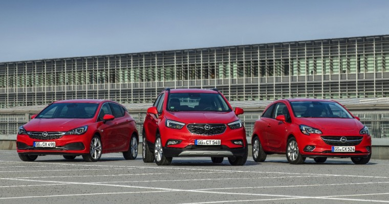 Opel Teams with BlaBlaCar to Offer Special Deals to Carpoolers