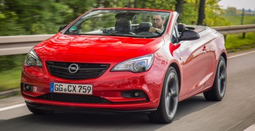 Opel Cascada Supreme Available Now (Tomatoes and Sour Cream Not Included)