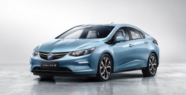 Buick Reportedly to Lead the Charge Toward GM's Electric Future