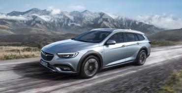 Longer, Lighter, and Lovely: Opel Reveals New Insignia Country Tourer