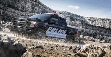 Joining the Force: Ford Announces 2018 F-150, Expedition Special Service Vehicles