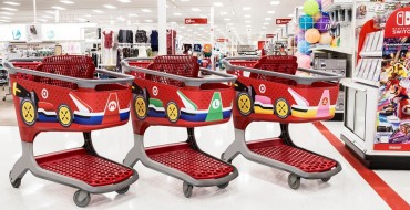 Check Out Target's New Look for the Release of Mario Kart 8 Deluxe