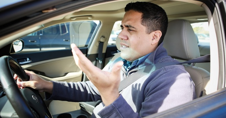 6 Ways to Make Your Drive Less Stressful