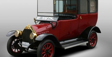 Mitsubishi Will Remake Original 1917 Model as a Plug-in Hybrid for its Centennial