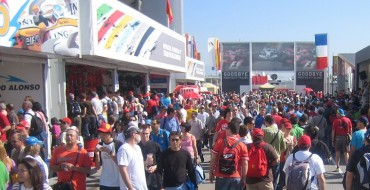 New Formula One Fan Festival Launches in Barcelona
