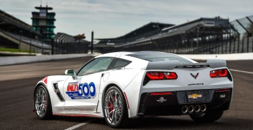 2017 Corvette Grand Sport Announced as Pace Car for Indy 500