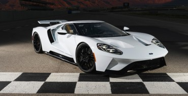 Three Ford GT Auctions Average $1.2M in January