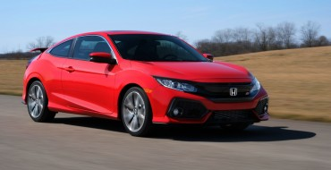 Honda's Core Models Power Solid July 2017 Sales Results