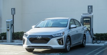 2017 Hyundai Ioniq Electric Vehicle Overview