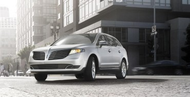 2017 Lincoln MKT Overview