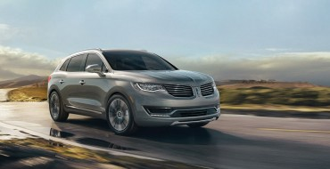 2017 Lincoln MKX Overview